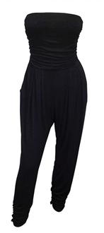 Plus Size Jumpsuit Black