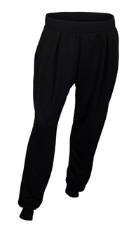 Plus size Harem Pants Black