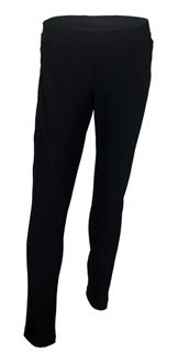 Plus size Capri Legging Black