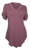 Women's Ballet Tunic Top Orchid