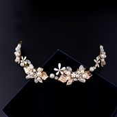 Women's Bridal Wedding Hair Bands Jewelry Headbands Costume Accessories for Brides 18114