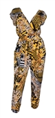 Plus Size Deep V-Neck Jumpsuit Designer Print 20714B